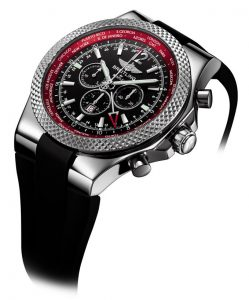 A new range for Bentley Collection including the Breitling GMT V8 Chronograph.