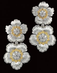 The Daphne collection of jewellery for women from Buccellati watches.