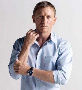 OMEGA Brand Ambassador Daniel Craig