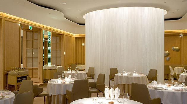 'The Art of Fine Dining' masterclass at Alain Ducasse at The Dorchester.