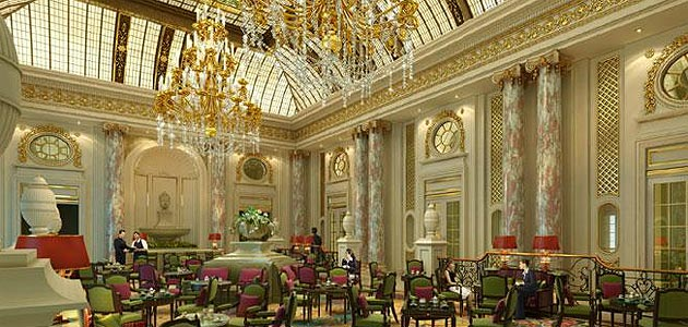 The 258 roomed classically designed Fairmont Grand Hotel Kyiv has opened its Doors.