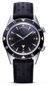Memovox Tribute to Deep Sea is a reedition of the world's first diver's watch equipped with an alarm function.
