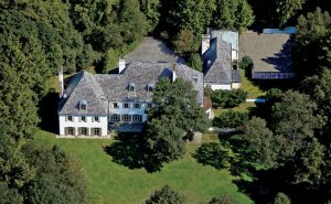 Le Beau Château—Huguette M. Clark's Secluded 52-Acre Estate in New Canaan, Connecticut.