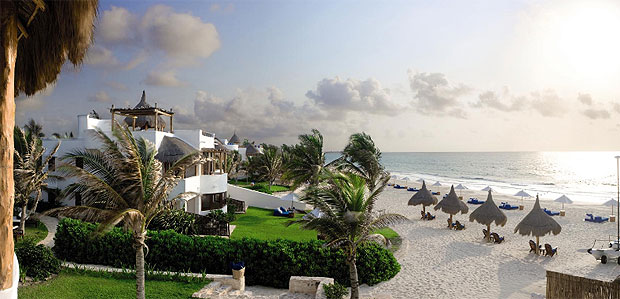 Maroma Resort and Spa in Mexico introduces a new family friendly programme for children.