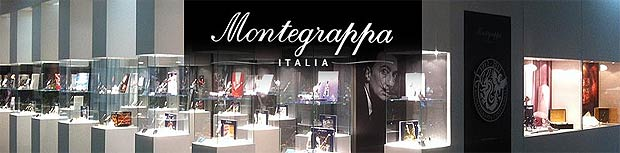 Italian luxury brand Montegrappa celebrates its second century at Baselworld 2012