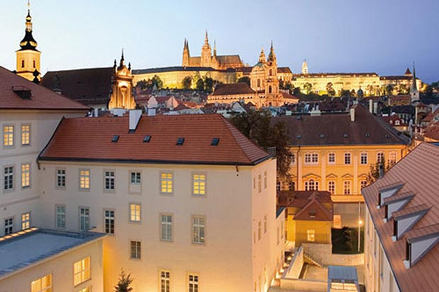 Mandarin Oriental, Prague - Redefining Luxury in the Czech Republic.