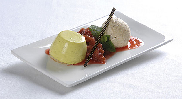 Swiss Air will be serving Canton Ticino on the Swiss Taste of Switzerland programme.