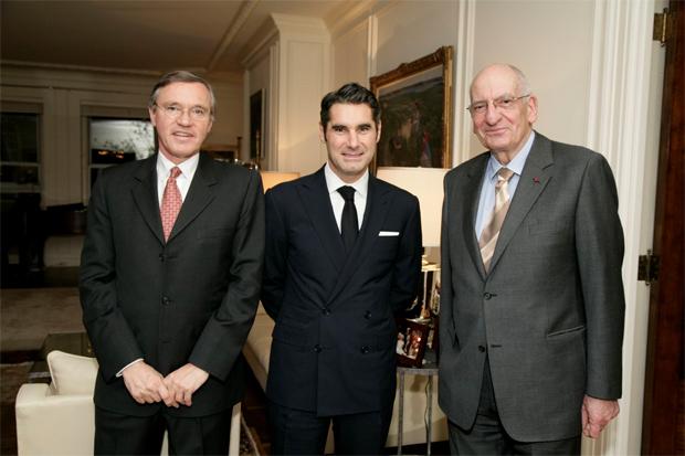 Vacheron Constantin and the Swiss Consul General Inaugarate 'ThinkSwiss: Geneva meets New York'