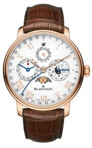 The Blancpain Calendrier Chinois Traditionnel, a watch equipped with a traditional Chinese Calender.