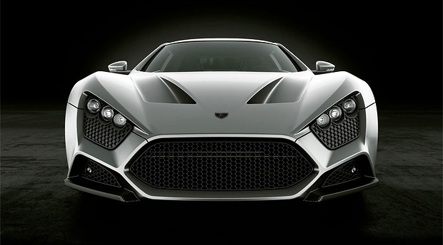 The Aspen One Zenvo watch taking inspiration from the Zenvo ST1 Supercar.
