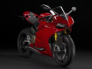 The eagerly awaited Ducati Panigale 1199 arrives at dealerships throughout the UK. 8