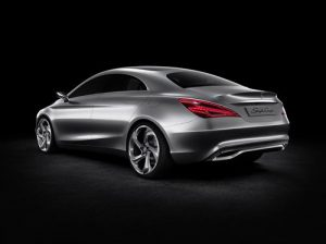 Mercedes Unveil their beautiful Concept Style Coupe: The Style Rebel 10