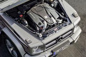 The new Mercedes-Benz G63 AMG, 37 HP more than the G55 AMG Kompressor. 14