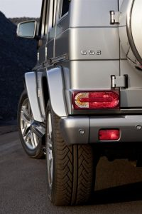 The new Mercedes-Benz G63 AMG, 37 HP more than the G55 AMG Kompressor. 16