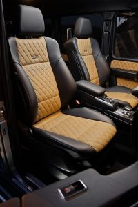 The new Mercedes-Benz G63 AMG, 37 HP more than the G55 AMG Kompressor. 15