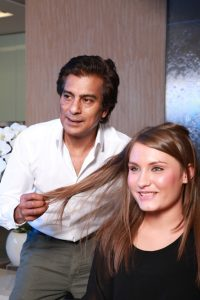 Hairstyles of the Rich and Famous – Internationally Renowned Celebrity Hairdresser Asgar on his Brush with the Glitterati. 4