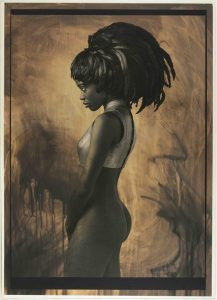 The Bob Carlos Clarke One-offs exhibition at the Little Black Gallery 4