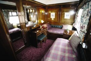 Journey through Scenic Scotland aboard the Royal Scotsman - The UK's Only Luxury Sleeper Train.