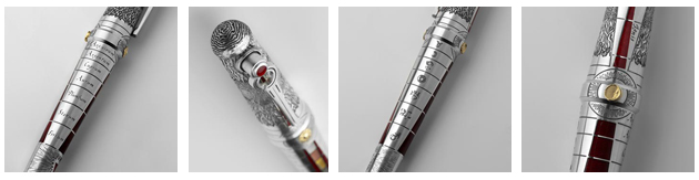 Montegrappa celebrate author Paulo Coelho and St.Joseph's Day with the Alchemist Pen.