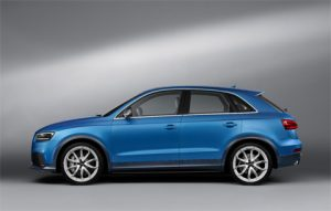 Beijing Show debuts for the 360PS Audi RS Q3 Concept Car. 7