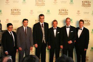The Conrad Hotel Macau has opened its doors to the public. 4