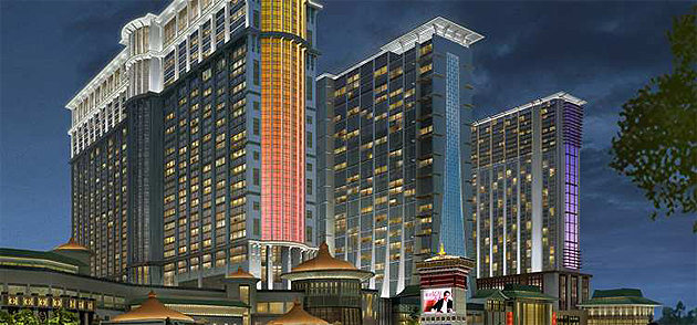 The Conrad Hotel Macau has opened its doors to the public.