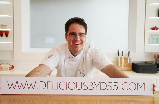 BBC MasterChef 2011 winner and Citroen create Delicious by DS5 for charity. 7