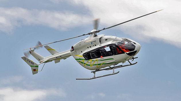 eurocopter s ec145 helicopter 500 deliveries and still going strong