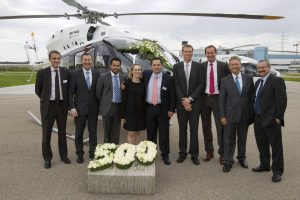Eurocopter's EC145 helicopter: 500 deliveries and still going strong!