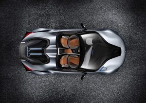 The stunning looking BMW i8 Concept Spyder - A vision of the Future. 15