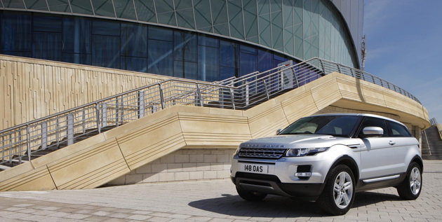 World Design Car of the Year is 101st Global Award for the Range Rover Evoque. 4