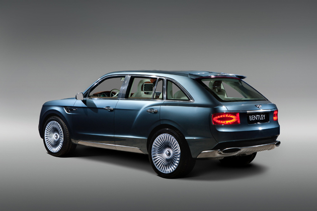 Bentley Reveals Powertrain Details for the Bentley EXP 9F Luxury SUV Concept. 10