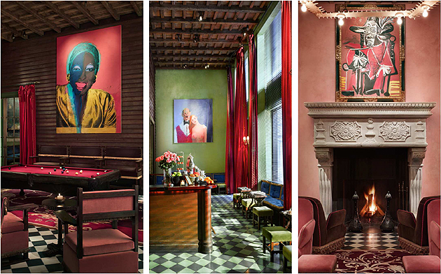 The venerable Gramercy Park Hotel, a long standing hub for the New York art, culture and fashion scene, is offering the ultimate Frieze Art experience.