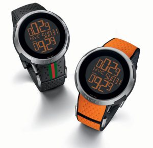 Gucci Timepieces introduce the the new I-Gucci Sports Watch Collection. 4