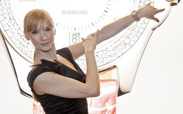 Ballet Dancer Kateryna Shalkina is the new Saint Honore ambassador of charm. 7
