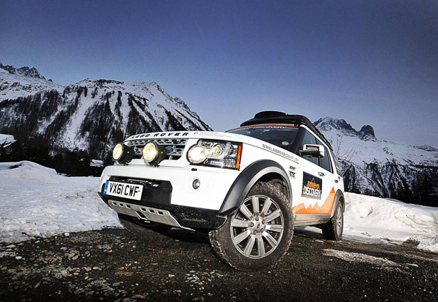 The Land Rover Discovery Journey - 50 Days and 8000 Miles 10