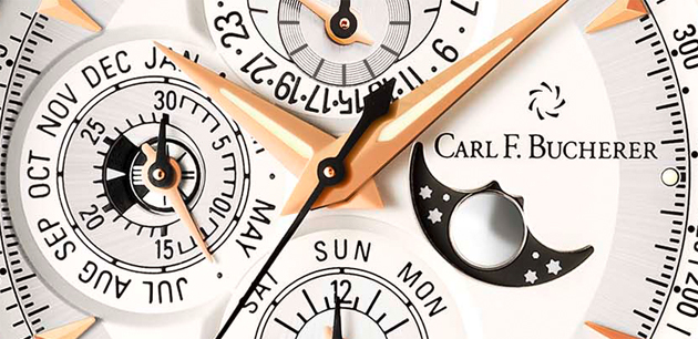 The Carl F Bucherer Manero ChronoPerpetual a Tradition reinterpreted for our times.