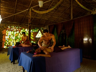 The World's First ''Jungle Spa and Resort'' Helps Guests ''Get Jungle-ized''.