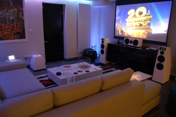 Meridian Audio Capitalises on Brand Presence in London. 7