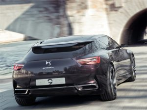 Numéro 9 concept combines radical executive styling with luxury and comfort. 4
