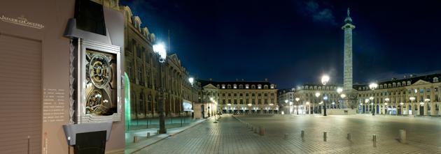Jaeger-LeCoultre Place Vendôme, A unique model worthy of the future boutique.