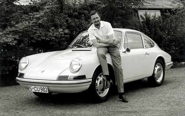 The creator of the Iconic Porsche 911, Ferdinand Alexander Porsche dies.