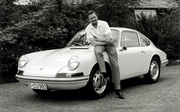 The creator of the Iconic Porsche 911, Ferdinand Alexander Porsche dies.