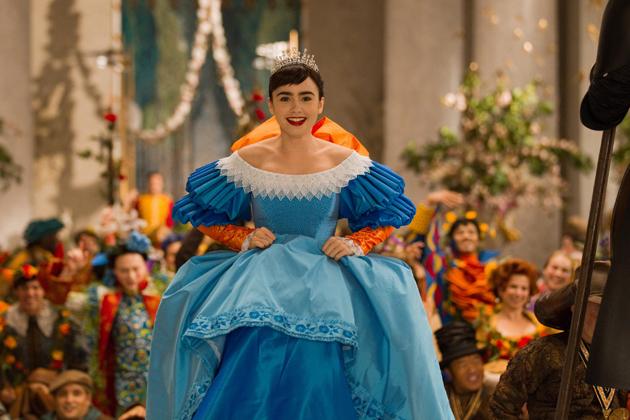A stunning Van Cleef & Arpels tiara to be featured in the Mirror Mirror movie. 7