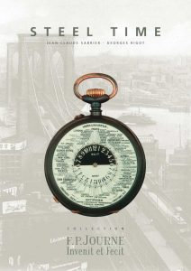 F P Journe to Exhibit the Steel Time Collection on Fifth Avenue in New York. 4