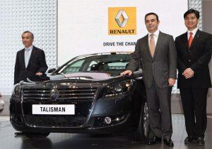 Renault unveils Talisman Luxury Saloon at Beijing Motor Show. 8