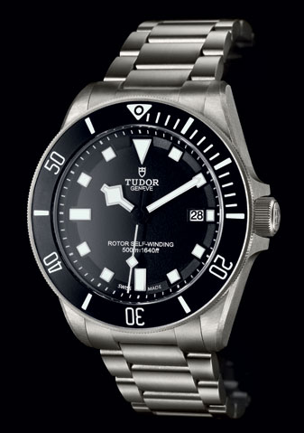 The Tudor Pelagos watch and the Heritage Black Bay Model - A devotion to the sea.