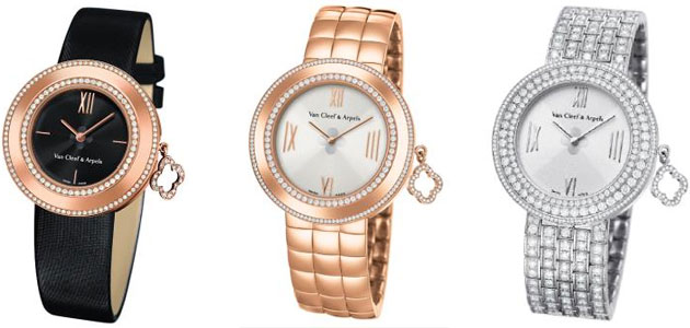 Van Cleef & Arpels Offer A wishful charm for Mother's Day 12