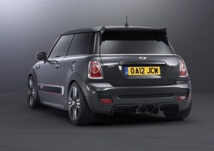 The Mini John Cooper Works GP - The fastest MINI ever built and limited to 2000 cars.