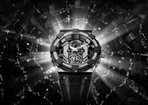 The Concord C1 BlackSpider Brilliant watch. The Sparkling Arachnid-mania Revelation.